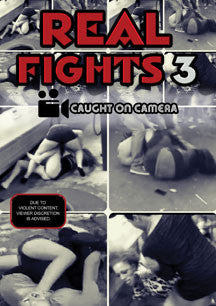 Real Fights 3: Caught On Camera (DVD)