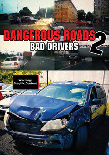 Dangerous Roads 2: Bad Drivers (DVD)