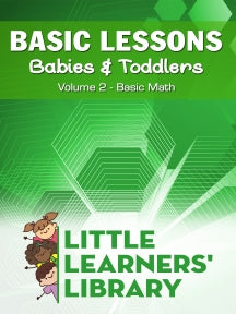 Basic Lessons For Babies & Toddlers Volume 2: Basic Math (DVD)