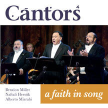 Cantors - A Faith In Song (CD)