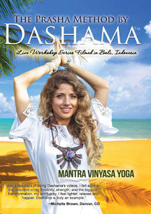 Dashama Konah Gordon - Mantra Vinyasa (ether / Throat) (DVD)