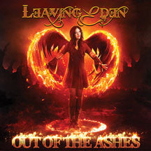 Leaving Eden - Out Of The Ashes (CD)