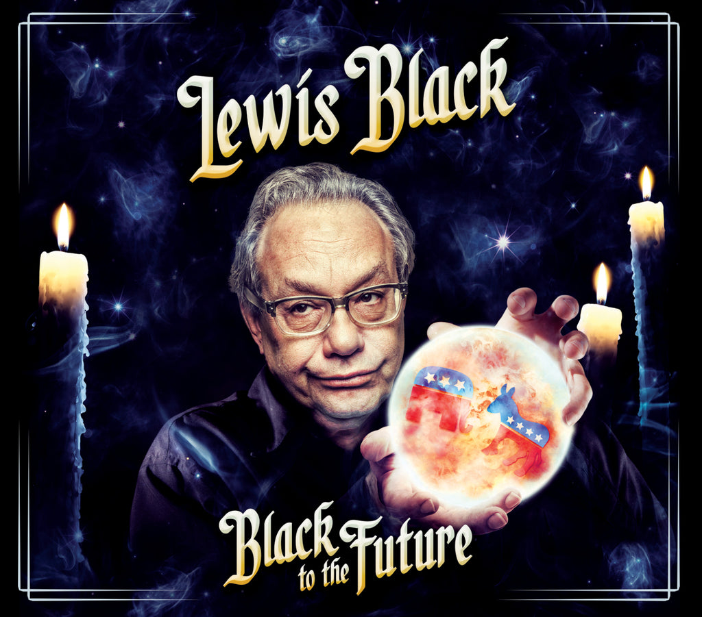 Lewis Black - Black To The Future (CD)