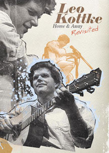 Leo Kottke - Home & Away Revisited (DVD)