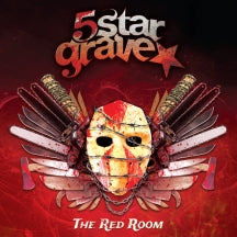 5 Star Grave - The Red Room (CD)