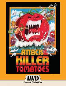 Attack Of The Killer Tomatoes (2-Disc Special Edition) [Blu-ray + DVD] (BLU-RAY)