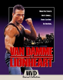 Lionheart (2-Disc Special Edition)  (Blu-Ray/DVD)