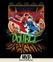 Double Dragon (Collector's Edition) (BLU-RAY/DVD)