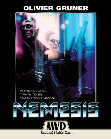 Nemesis:  (Collector's Edition) (BLU-RAY/DVD)