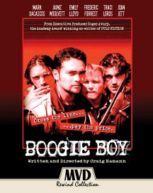 Boogie Boy (Special Edition) (BLU-RAY/DVD)