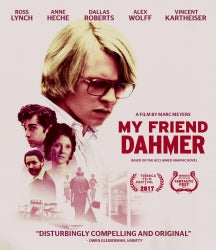 My Friend Dahmer (BLU-RAY)