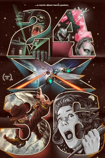 24x36: A Movie About Movie Posters (DVD)