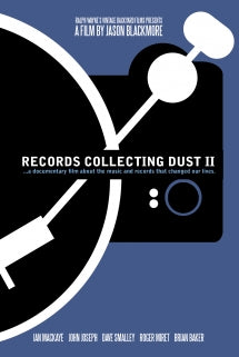 Records Collecting Dust II (DVD)