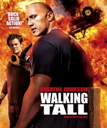 Walking Tall (2004) (Special Edition) (BLU-RAY)
