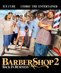 Barbershop 2: Back in Business (Special Edition) (BLU-RAY)