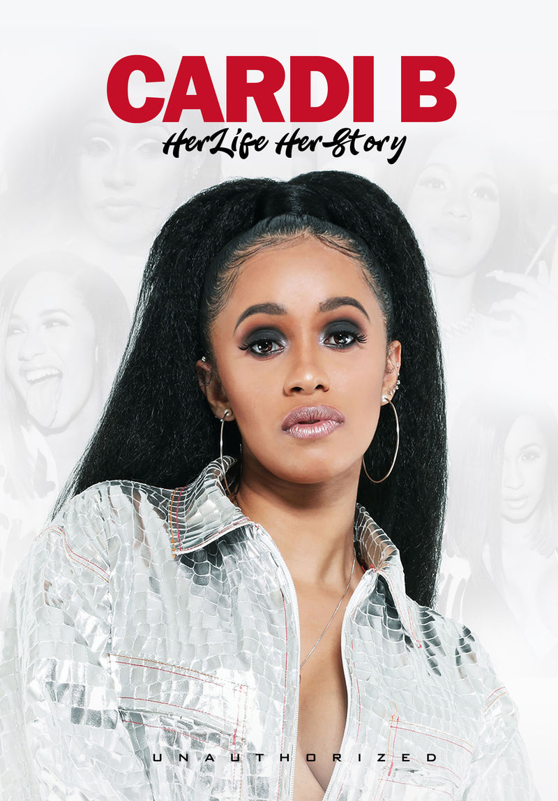 Cardi B - Her Life Her Story (DVD)