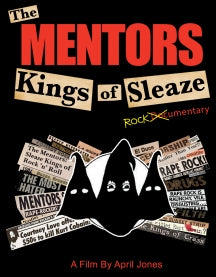 Mentors - Kings Of Sleaze Rockumentary (DVD)