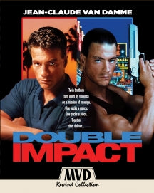 Double Impact: Collector's Edition (BLU-RAY)