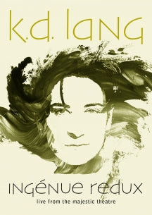 k.d. lang - Live From San Antonio (DVD)