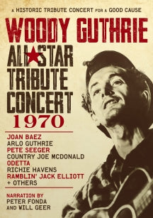 Woody Guthrie: All-Star Tribute Concert 1970 (DVD)