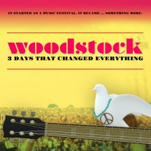 Woodstock: 3 Days That Changed Everything (DVD)