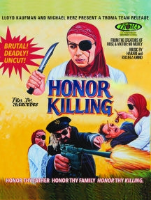 Honor Killing (Blu-ray)