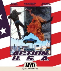 Action U.S.A. [Collector's Edition] (Blu-ray)