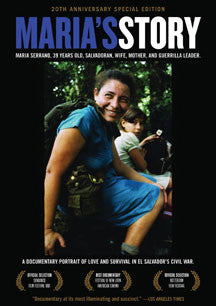 Maria's Story: A Documentary Portrait Of Love And Survival In El Salvador's Civil War (DVD)