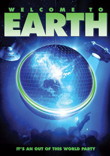 Welcome To Earth (DVD)