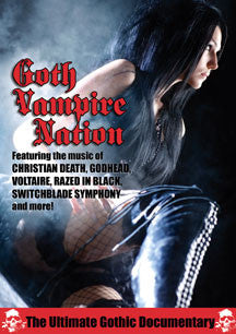 Goth Vampire Nation (DVD)