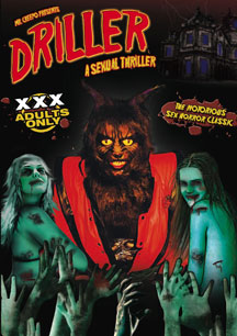 Driller: A Sexual Thriller XXX (DVD)