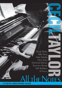Cecil Taylor - All The Notes (DVD-R)