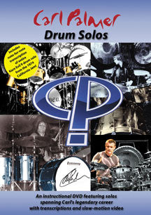 Carl Palmer - Drum Solos (DVD)