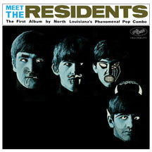 The Residents - Meet The Residents (CD)