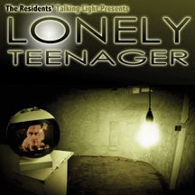 The Residents - Lonely Teenager (CD)
