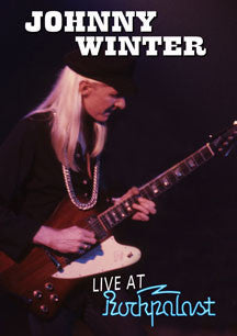 Johnny Winter - Live Rockpalast 1979 (DVD)