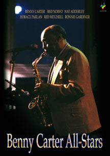 Benny Carter - All-Stars (DVD)