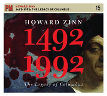 Howard Zinn - 1492-1992: The Legacy Of Columbus (CD)