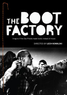 The Boot Factory: The Lech Kowalski Collection (DVD)
