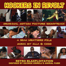 Hookers In Revolt Soundtrack (CD)