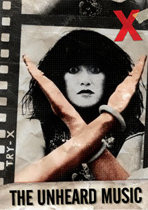 X - The Unheard Music: Silver Edition (DVD)