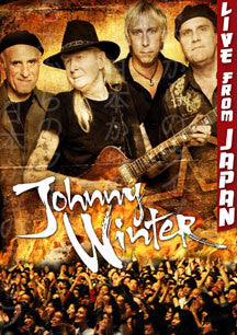 Johnny Winter - Live From Japan (DVD)