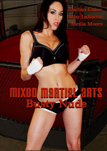 Mixed Martial Arts Busty Nude (DVD)