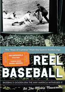 Reel Baseball: Baseball's Golden Era (DVD)
