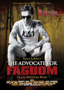 The Advocate For Fagdom (DVD)