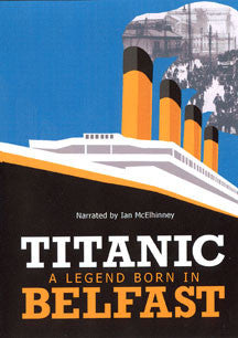 Titanic: A Legend Born In Belfast (DVD)