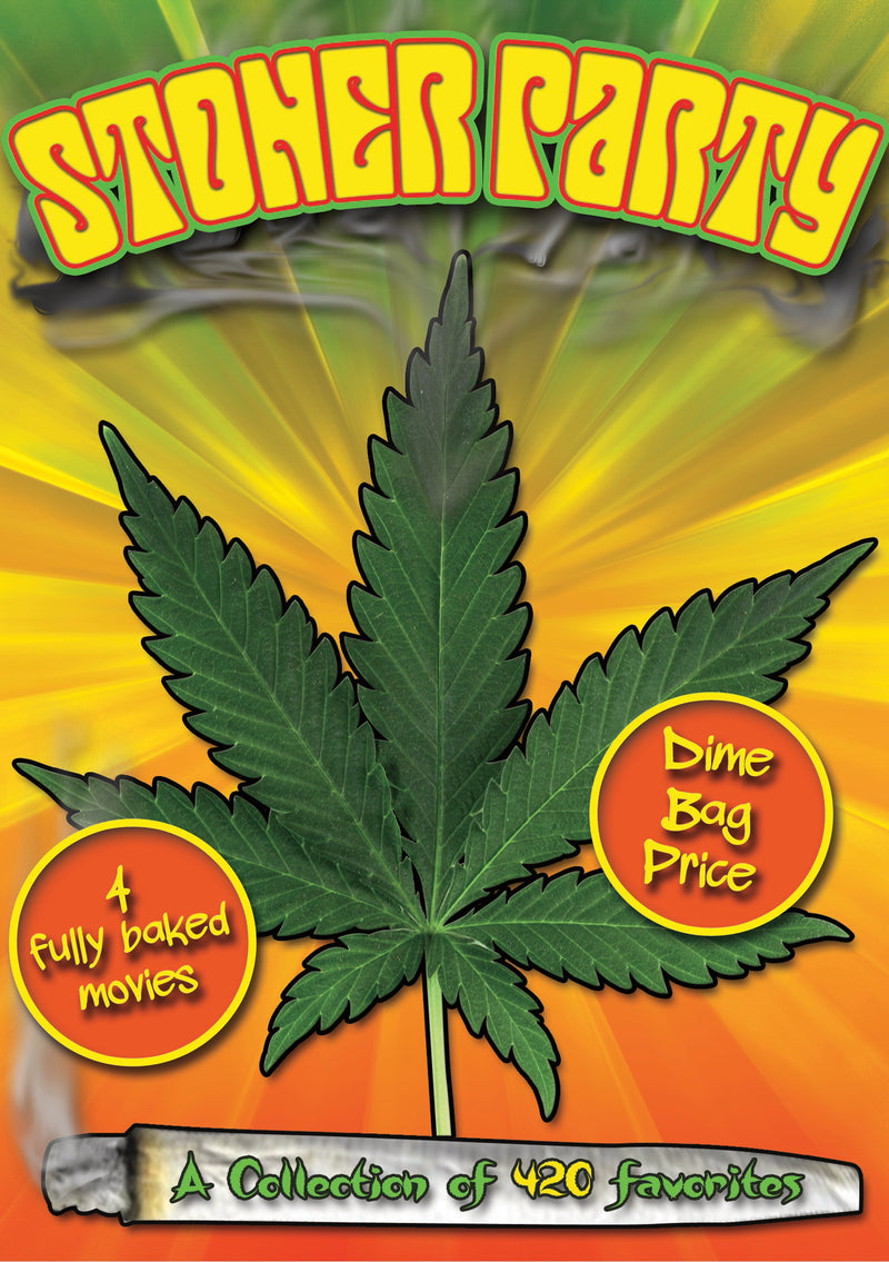 Stoner Party (4 Movie Collection) (DVD)