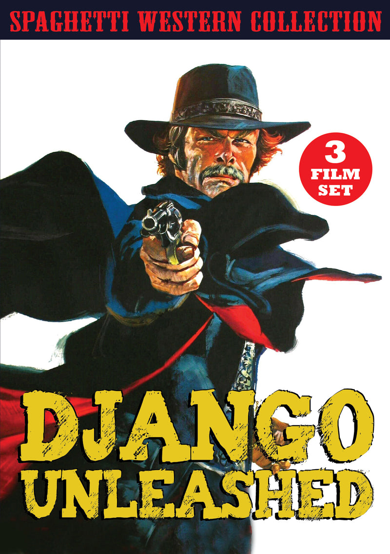 Django Unleashed: Western Movie Collection (DVD)