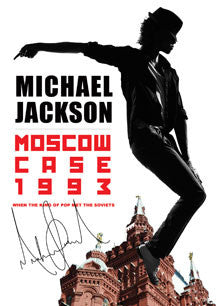 Michael Jackson - Moscow Case 1993: When The King Of Pop Met The Soviets (DVD)