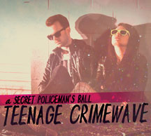 Secret Policeman's Ball - Teenage Crimewave (CD)